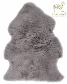 Slate Grey Sheepskin Rug | Various Sizes | Free UK Delivery