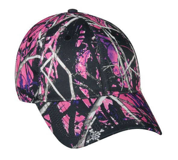 Missouri Archery Muddy Girl Cap 350M