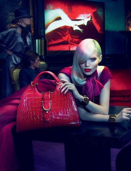a869356418ab6 Gucci Fall 2011 Ad Campaign  Going Back to the Tom Ford Days