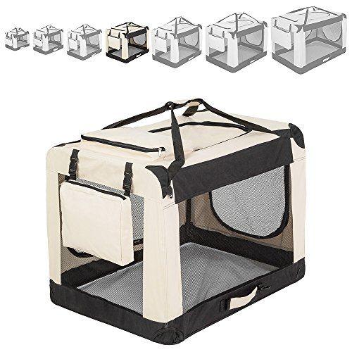 Aus der Kategorie Boxen & Tragetaschen  gibt es, zum Preis von EUR 31,79  Faltbare Hundetransportbox XL (L/B/H: 80/55/58 cm) <br /> <br /> Technische Daten: <br /> <br /> Totalmaße (LxBxH): ca. 80x55x58 cm <br /> Maße zusammengeklappt (LxBxH): ca. 81x59x9 cm <br /> Öffnung breite Seite (BxH): ca.61x37 cm <br /> Öffnung Schmale Seite (BxH): ca. 36x38 cm <br /> Öffnung Oben (LxB): ca. 41x29 cm <br /> Tasche Oben (LxBxH): ca. 20x29,5x5 cm <br /> Tasche Seite (LxBxT): ca. 25x21x5 cm <br…