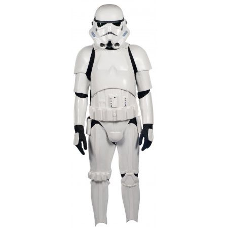 Star Wars Stormtrooper Costume Armour with by HiddenAssassins