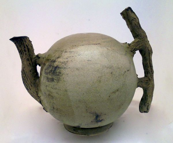 Kadogan,stoneware ,wheelthrown,private glaze.