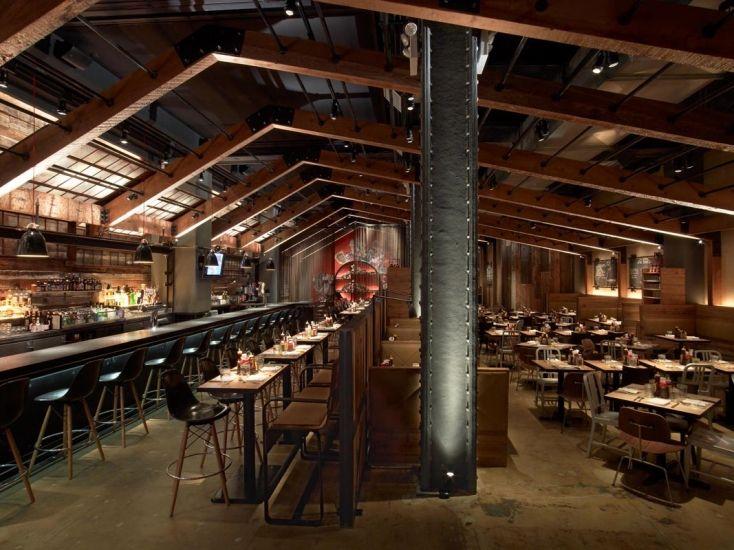 Best images about bbq restaurant design on pinterest