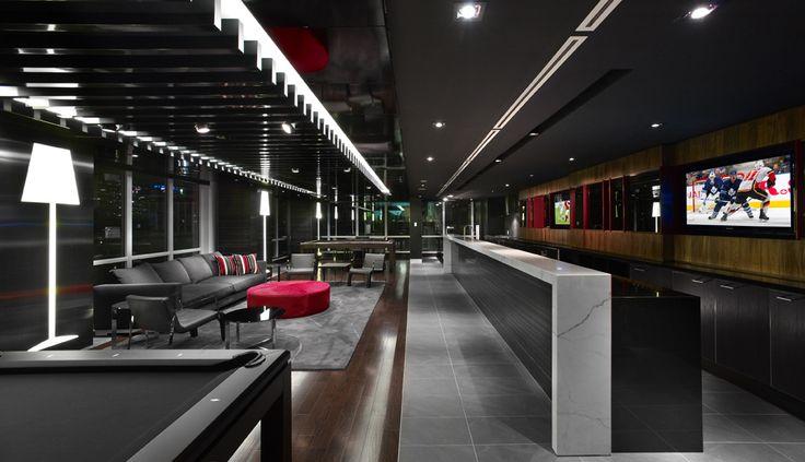 Festival Tower #Sports & Billiards Lounge