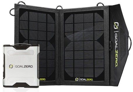 Goal Zero Sherpa 50 Solar Charger: Solar Charger