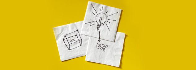 A diferença entre Arquitetura de Informação e UX Design
