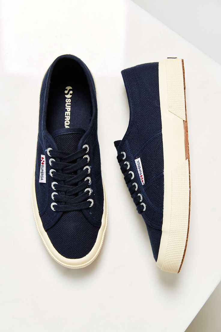 Superga Cotu Classic Lace-Up Sneaker - love them!