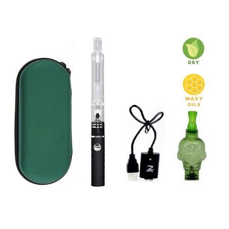 Z-Reaction Concentrated Oil Vaporizer Green