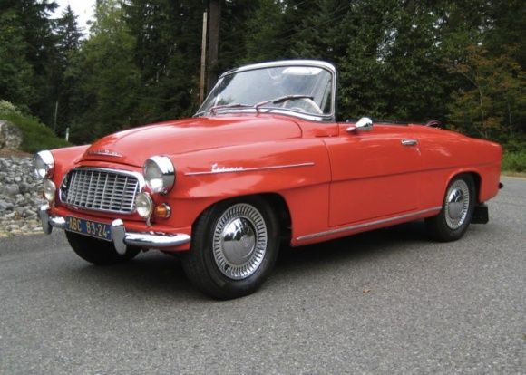 "1961 Skoda Felicia... my car ""FELICIA"" :)"