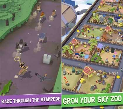 Yodo1, Featherweight Games Launch Rodeo Stampede on Mobile