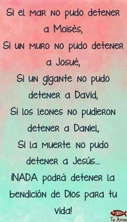 """""""Si Dios es con nosotros quien contra nosotros."""""""