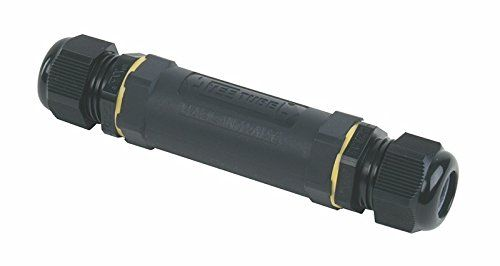 Deko-Light 730001 Waterproof Gland Gesis Cable System, Black >>> Read more details by clicking on the image. #OutdoorLighting
