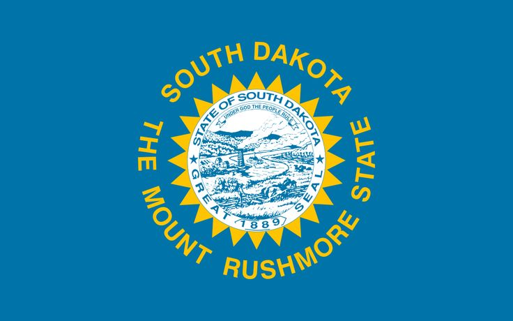 Country: United States of America / State: South Dakota / Capital city: Pierre / Largest city: Sioux Falls