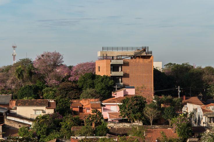 Arquitectos: José Cubilla Ubicación: Asuncion, Paraguay Año Proyecto: 2013 Fotografías: Lauro Rocha