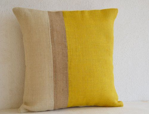 Throw Pillow Color Ideas : 1000+ ideas about Yellow Throw Pillows on Pinterest Yellow pillows, Yellow throws and ...