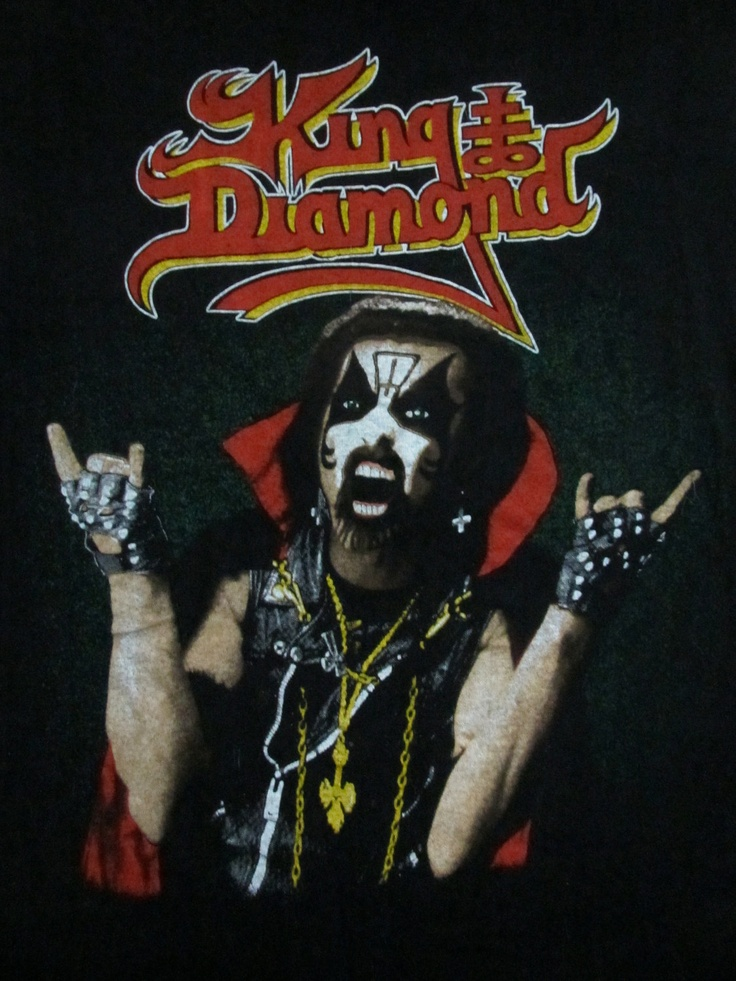 King Diamond 87 Tour