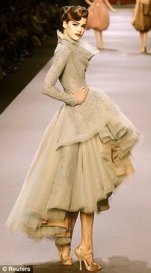 Runway: John Galliano, Fashion, Couture Gowns, Style, Christian Dior, Christiandior, Johngalliano, The Dresses, Haute Couture
