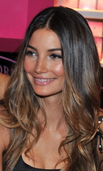 Ombre.........I soooooooooooooo want to do this.