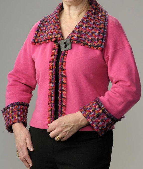 80 best Londa's Creative Sweatshirt Jackets images on Pinterest ...