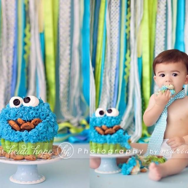 Baby Boy St Birthday Smash Cake Outfit