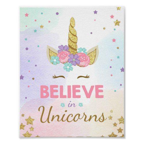 Believe In Unicorns: Best 25+ Unicorn Birthday Parties Ideas On Pinterest