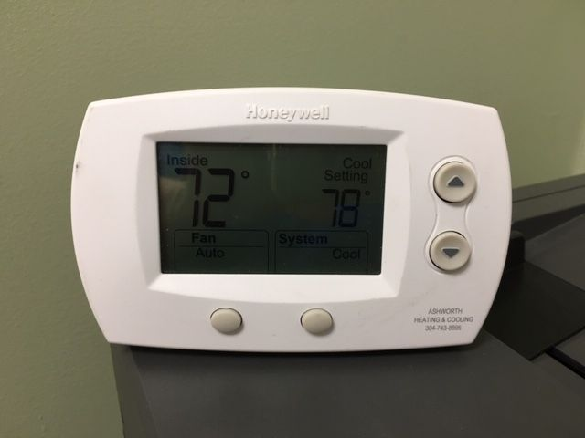 How To Change The Batteries In A Honeywell Thermostat Honeywell