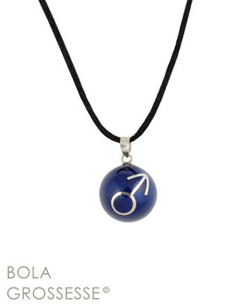 collier bola grossesse garcon