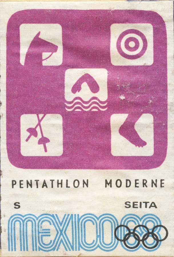 pentathlon moderne