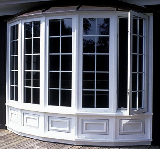 Best 25 bow windows ideas on pinterest bow window for Bow window replacement