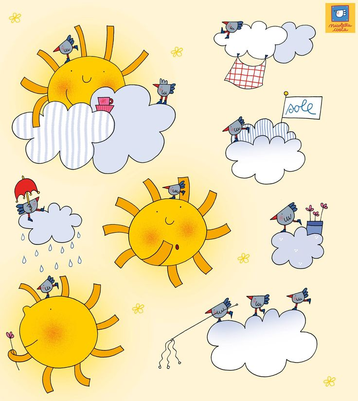 Suns & Clouds