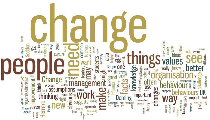 Change Management – the open dirty secret