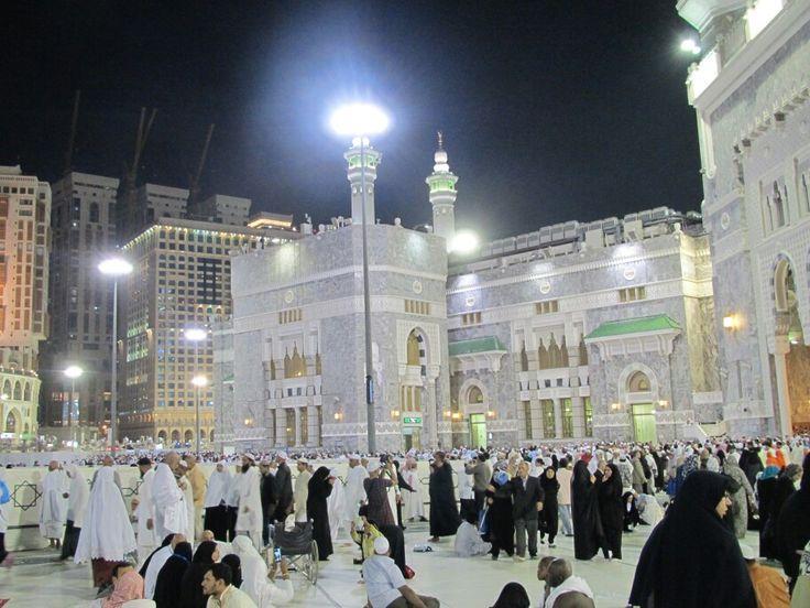 Masjidil Haraam. My umroh trip Dec 31, 2013 to Jan 9, 2014