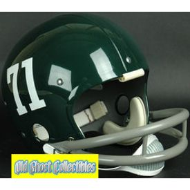 Old Ghost Collectibles - Miami Hurricanes Authentic Throwback Football Helmet 1971, $163.99 (http://www.oldghostcollectibles.com/miami-hurricanes-authentic-throwback-football-helmet-1971/)