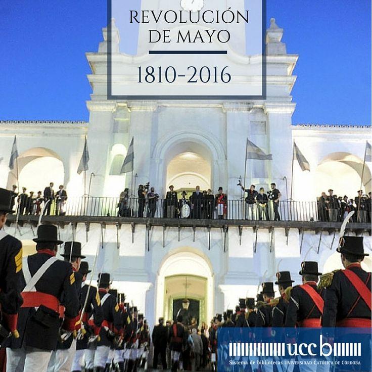 25 de #Mayo, nuestra #Argentina se viste de celeste y blanco! Festejamos el surgimiento del Estado Argentino mediante la #Revolución de Mayo! Viva la #Patria!!