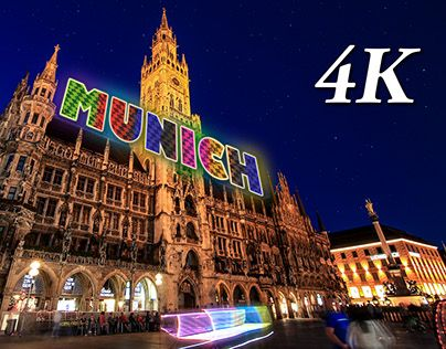 """Check out new work on my @Behance portfolio: """"4K Timelapse: City of Munich by night & day"""" http://be.net/gallery/54550835/4K-Timelapse-City-of-Munich-by-night-day"""