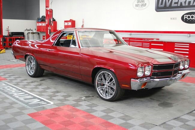 1970 El Camino Find Parts For This Classic Beauty At