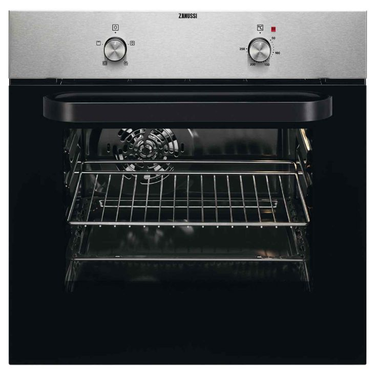 Make cooking more enjoyable with this multifunction oven from Zanussi. It combines the benefits of fan and conventional ovens for added flexibility. Read more.