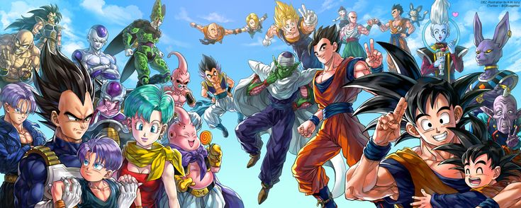 Top 10 Strongest, Most Powerful Dragon Ball Z Characters of All Time