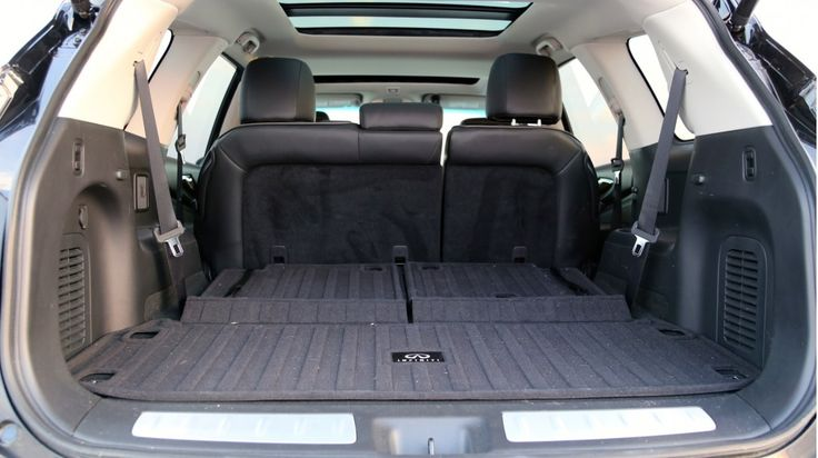 Infiniti Qx60 Interior Trunk