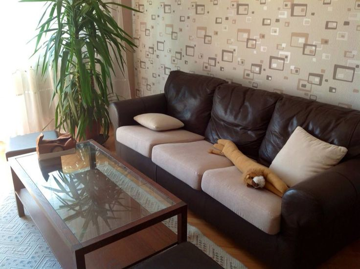Living room, sofa