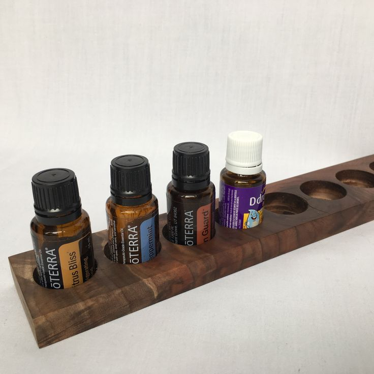 A personal favorite from my Etsy shop https://www.etsy.com/ca/listing/512682449/essential-oil-holder-rollerball-holder