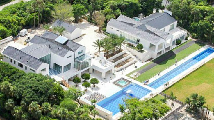 Mansiones de Tiger Woods