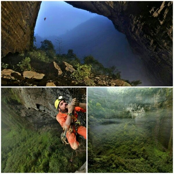 Best Chthonic Spaces Caves Rock Houses Cuevas 洞窟 - Er wang dong cave china large weather system