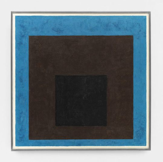 Josef Albers,  Homage to the Square, 1959