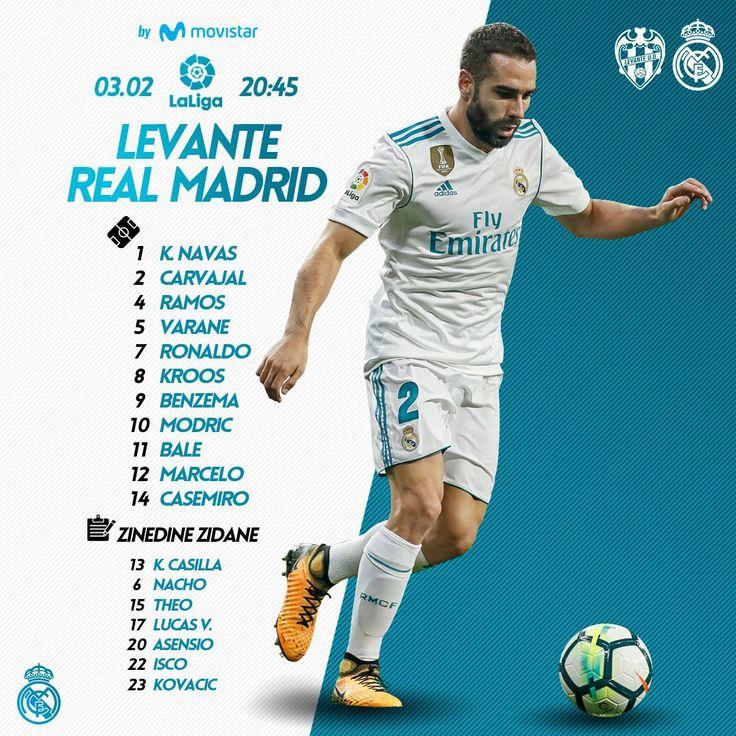 Our XI against Levante