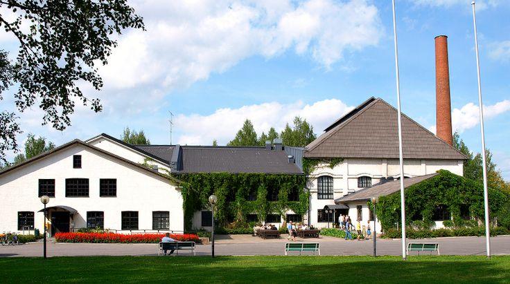 Suomen lasimuseo, Tehtaankatu 23, Riihimäki. Kuva: Jaana Hodju