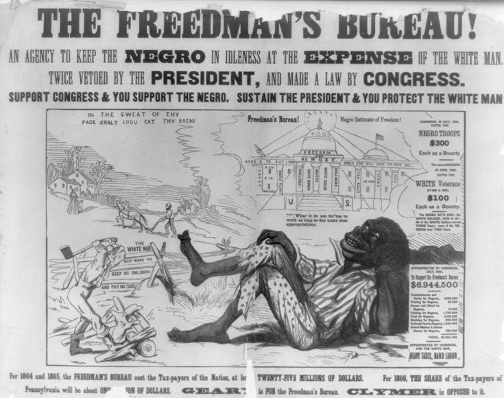 freedmens bureau 2 essay