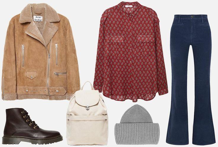 Что носить зимой: 10 модных образов для холодной погоды — Wonderzine