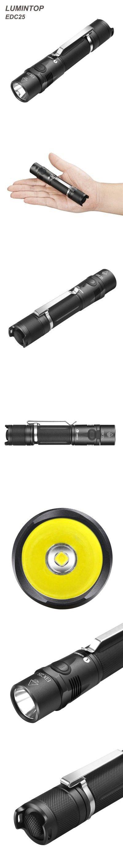 LUMINTOP EDC25 Rechargeable LED Flashlight