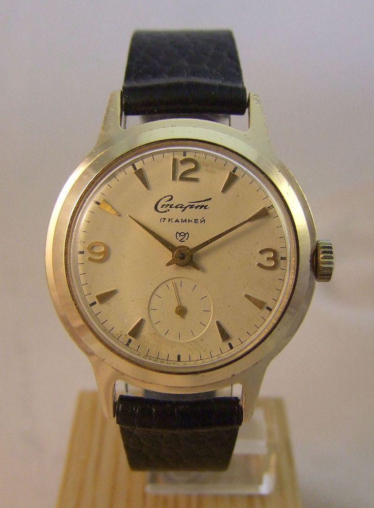 Armbanduhr Herrenuhr Elegante Ebay Russische Mechanisch Herrenuhren D2eW9HEYIb